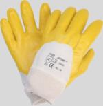 Nitrilhandschuhe gelb - 03400