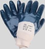 Nitrilhandschuhe blau - 3410
