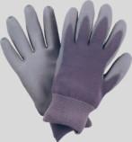 Nylonhandschuhe grau - 6205