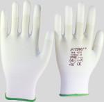 Nylonhandschuhe weiß - 6210