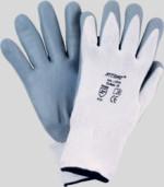 Nylon-Nitrilhandschuhe weiß - 3510