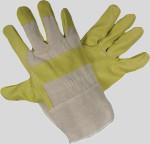 Kunstlederhandschuhe CWBA / gelb - 1104